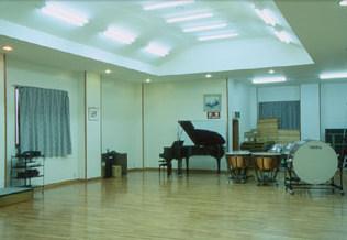 河口湖堀幸の機材付音楽ホール