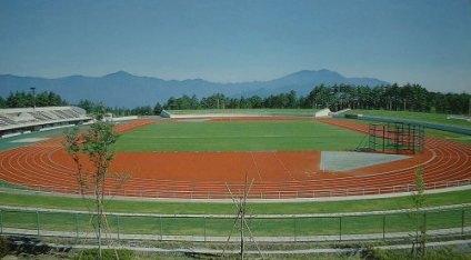 陸上 森 青葉 場 の 競技