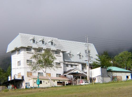 (バンド合宿・軽音楽合宿におすすめ) 長野県  北志賀 スノーエンジェルイン北志賀